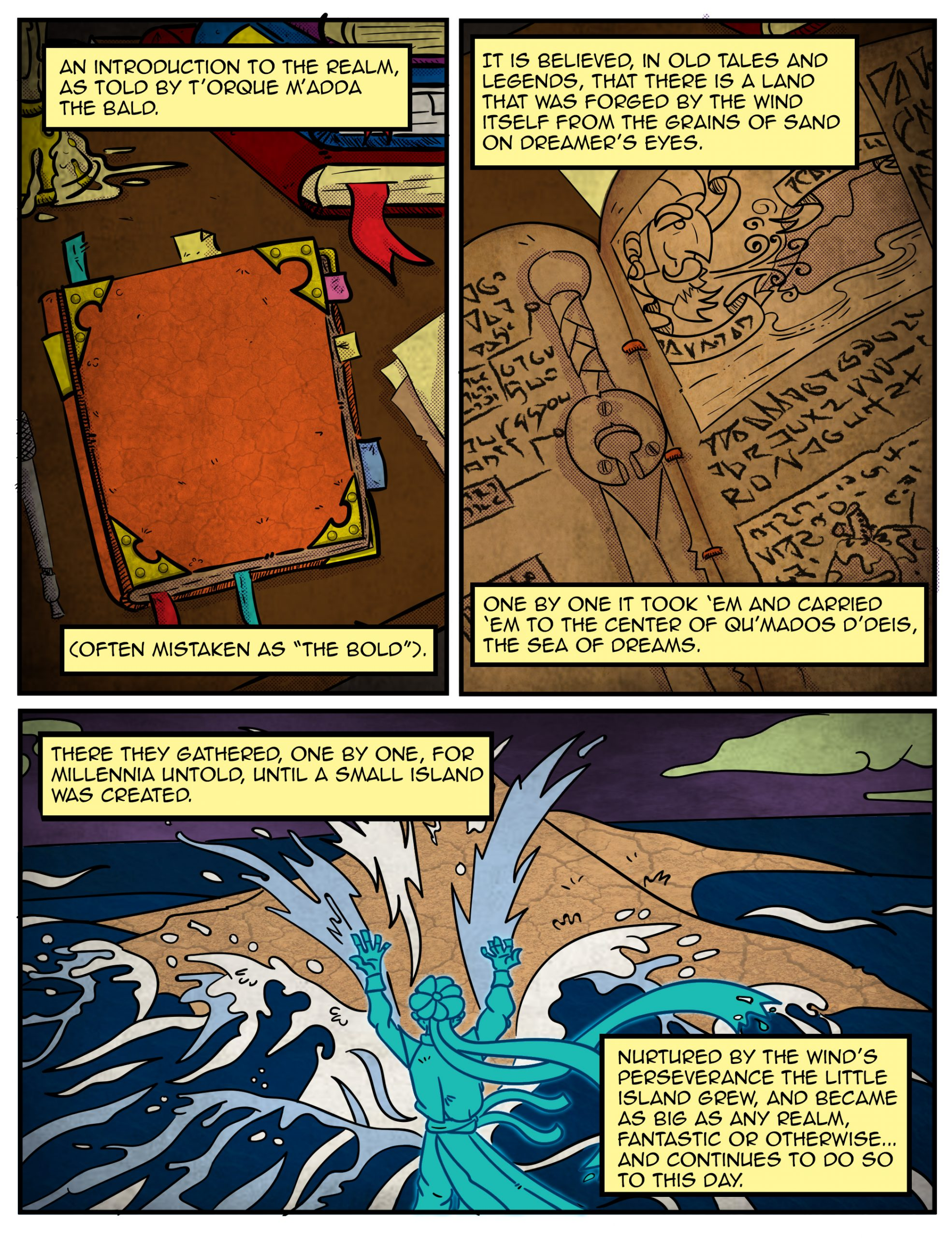 An Introduction to The Realm Page 1